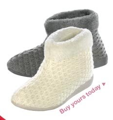 Buy Your Knitted Bootees Today