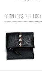Nolita shimmer small wallet