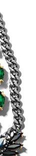 Crystal Rivet Collar
