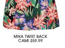MIKA TWIST BACK CAMI 2