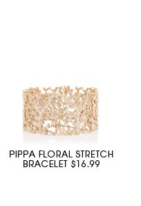 PIPPA FLORAL STRETCH BRACELET