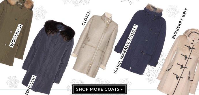 SHOP MORE COATS