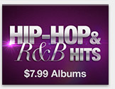 Hip-Hop Hits: $7.99 Albums