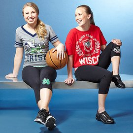 On the Move: NCAA Activewear