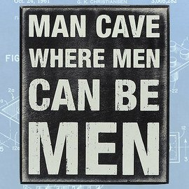 The Man's Man: Décor