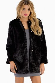 Saving All My Love Fur Coat