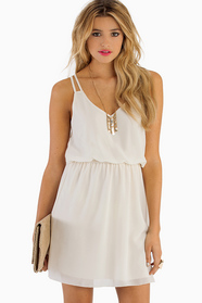 Square One Tank Dress