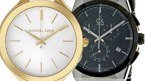 Calvin Klein and Michael Kors - Watches and Jewelry