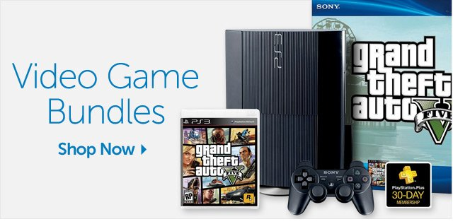 Video Game Bundles - Shop Now