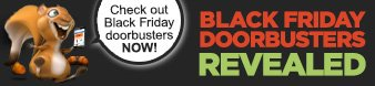 BLACK FRIDAY DOORBUSTERS REVEALED | Check out Black Friday doorbusters NOW!