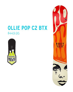 Ollie Pop C2 BTX $449.95