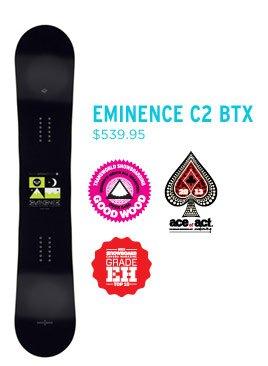 Eminence C2 BTX $539.95