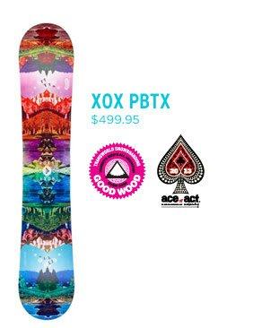 XOX PBT $499.95