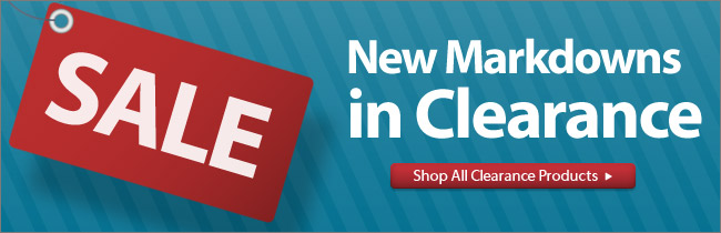 New Markdowns in Clearance - See All