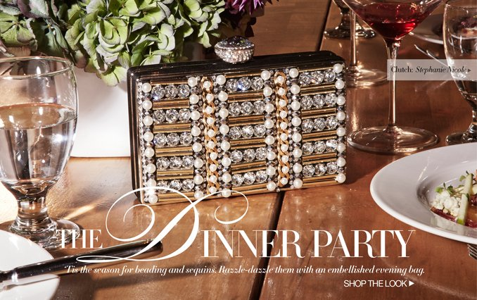 Shop The Look: Great Entertainers - Evening Bags
