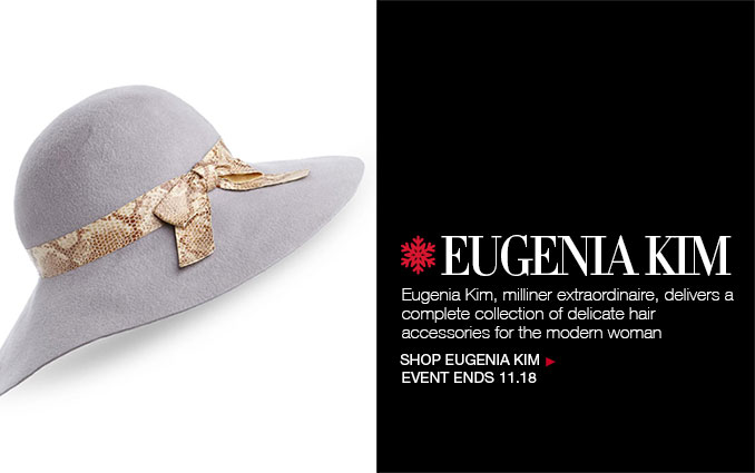 Shop Eugenia Kim Accessories for Women
