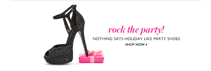 Click here to shop party shoes.