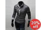 Shirt In-Set Top