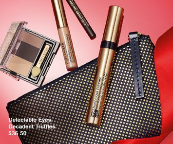 Delectable Eyes: Decadent Truffles, $36.50