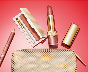 Lush Lips: Caramel Nudes, $35.00