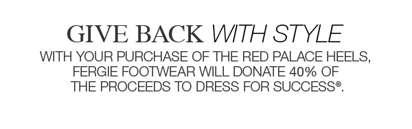 give back with style