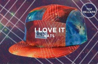 I Love It: Hats