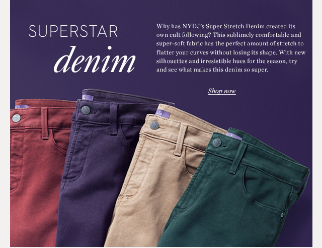 Superstar Denim | Shop Now
