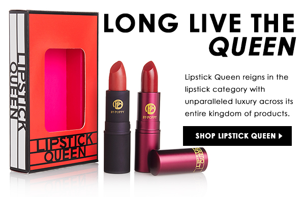 Discover Lipstick Queen and its unparalleled luxury