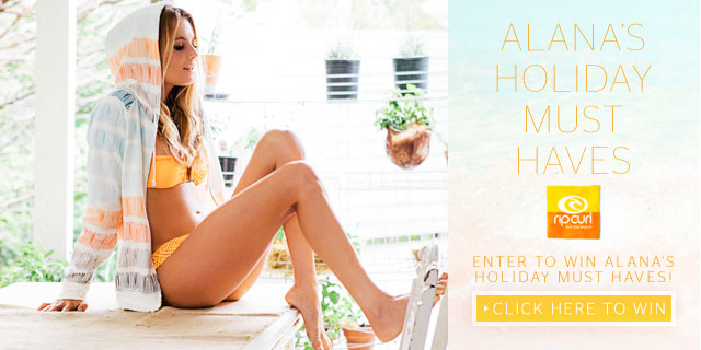 Alana's Holiday Must Haves - Enter To Win Alana's Holiday Must Haves - Click Here to Win
