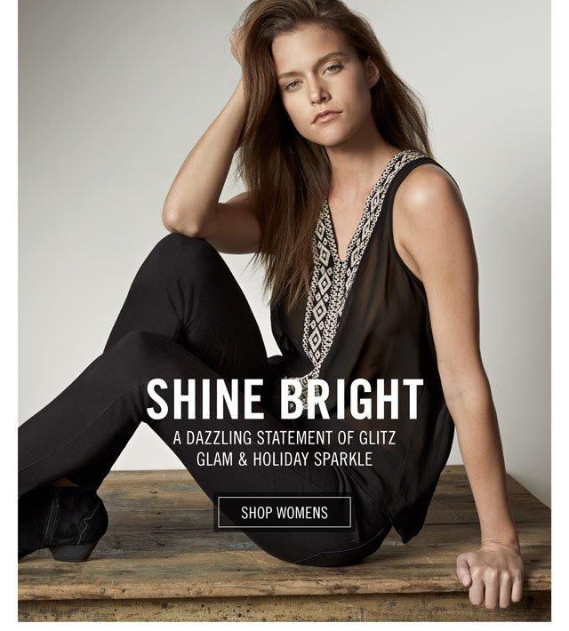 Shine Bright - Shop Womens