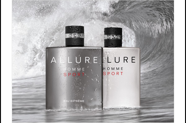 INVIGORATING AND AROMATIC Two bold fragrances offer the ultimate in masculine allure. ALLURE HOMME SPORT and ALLURE HOMME SPORT EAU EXTRÊME.