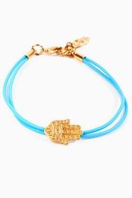 Hamsa Charm Bracelet
