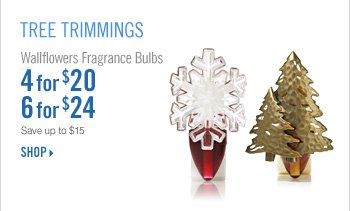 Wallflowers Fragrance Plugs – 4 for $20