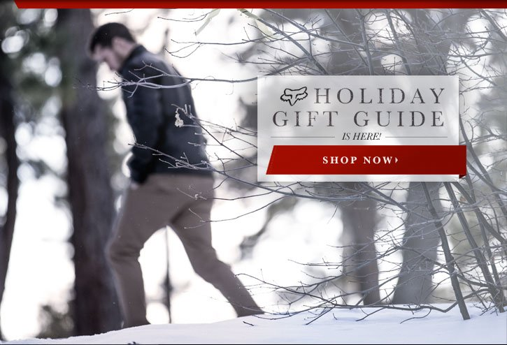 Gift Guide 2013 Is Here!