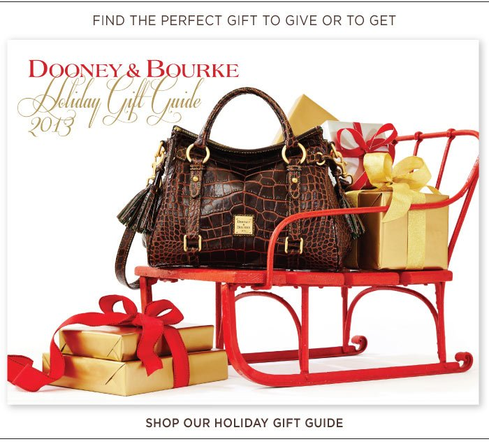 Find the perfect gift to give or to get - Holiday Gift Guide 2013