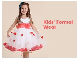 Kids' Formal Wear