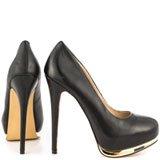 Madison - Black Leather