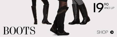 Shop Boots from $19.90