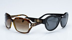 Versace and Gucci Sunglasses
