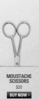 Moustache Scissors