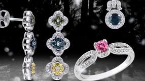 Colored Diamonds Collection