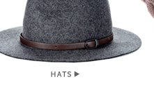 wear it with: Hats
