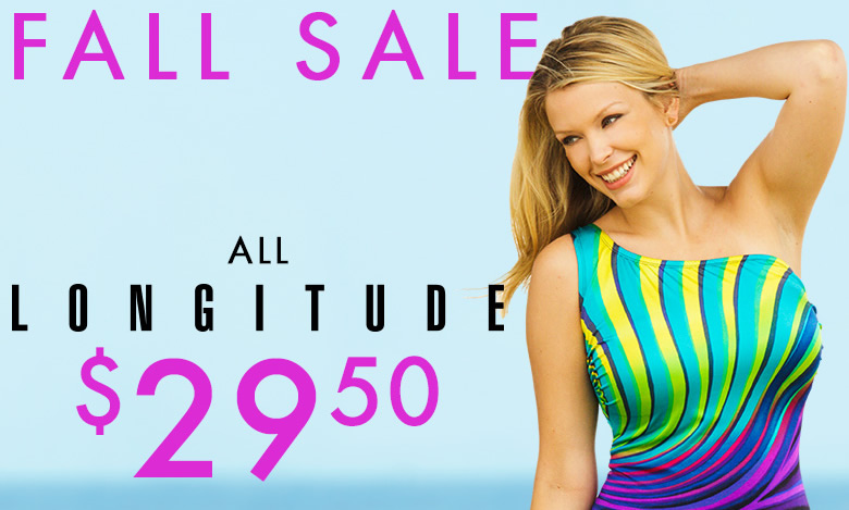 Fall Sale - All Longitude $29.50 - originally up to $109