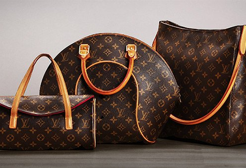 Louis Vuitton: Monogram Collection