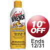 Liquid Wrench Penetrating Oil, Aerosol, 11 Oz.