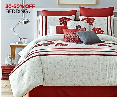 30-50% OFF BEDDING ›