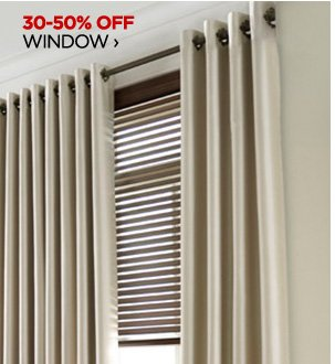 30-50% OFF WINDOW ›