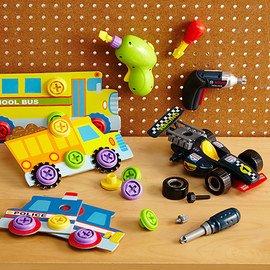 Auto Shop: Kids' Toys