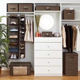 Clean Closet: Organization Solutions