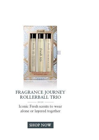 Fragrance Journey Rollerball Trio
